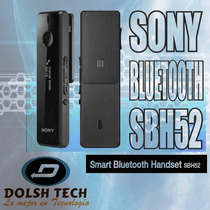 Audifonos Sony Sbh52 Microteléfono Inteligente Bluetooth Mp3
