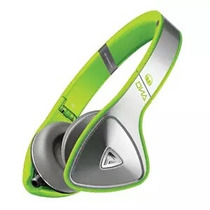Audifonos Monster Dna Silver Green Mejor Que Beats