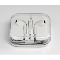 Earpods Manos Libres Iphone Ipod Ipad Audifonos 1 Caja