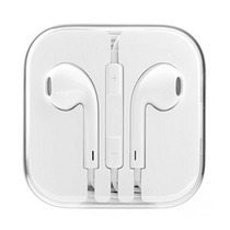 Audífonos Earpods Genérico Manos Libres Apple Iphone Ipad