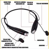 Audifonos Inalambricos Bluetooth 4.0 Manos Libres Celulares