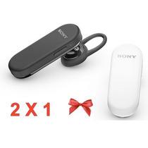 Dos Por Uno Manos Libres Mbh20 Sony Bluetooth Envio Gratis