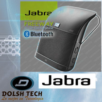 Nuevo Jabra Freeway Manos Libres Bluetooth Carro Transmis Fm