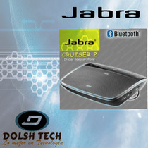Nuevo Jabra Cruiser2 Manos Libres Bluetooth Para Carro Hands
