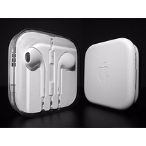 Audifonos Originales Apple Ear Pod Con Mic Iphone,ipod,ipad