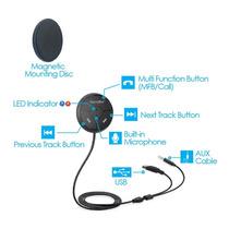 Soundbot Sb360 Bluetooth 4.0 Manos Libres Para Autoestéreo.