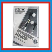 2 Audifonos Dynamic Sound A715 Telefonía Música Electrónica
