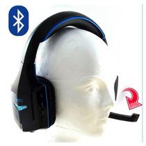 Audífonos Vso Bluetooth Con Control Panel Y Micrófono