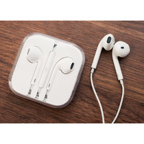 Audifonos Earpods Iphone 4 4s 5 5s 5c 6 6s 6 Plus Ipad Ipod