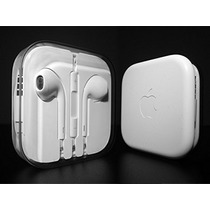 Audifonos Earpods Originales Apple Con Mic Para Iphone, Ipod