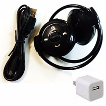 Audifonos Stereo Bluetooth Manos Libres Recargables