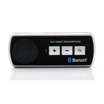 Manos Libres Bluetooth Universal Con Altavoz Para Auto