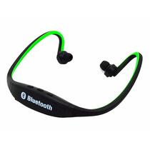 Audifonos Diadema Deportivos Sport Bluetooth