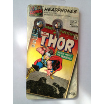Audifonos Para Ipod Iphone De Marvel Comics Ihip Thor Op4