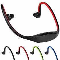 Audifonos Inalambricos Deportivos Sport Bluetooth Diadema