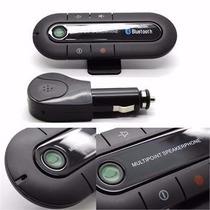 Kit Receptor Bluetooth 3.0 Manoslibres Altavoz Para Auto
