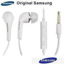 Audifonos Handsfree Samsung Galaxy S3 S4 Note Originales Lbf