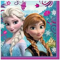 Disney Congelado Almuerzo Servilletas 16ct