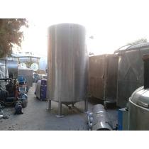 Tanque Intercambiador De Calor Vertical De 6000 L