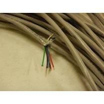 078 Cable Blindado 6x18 Cinta Aluminizada Y Dren Honeywell
