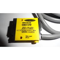 Sensor Fotoelectrico Scanner Mini Beam Banner Sm312w