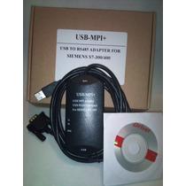 Siemens Simatic Usb-mpi Para Plc S7300 Y S7400