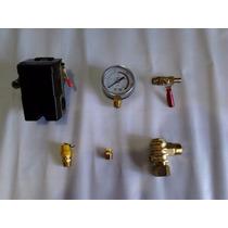 Kit Para Compresor Con Switch Tipo Furnas