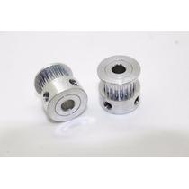 Polea Gt2, 20 Dientes, 5mm De Radio, Impresión 3d, Aluminio