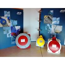 Clavijas Y Contactos Industriales De 16 Amp A 125 Amp Ide