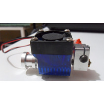 Hotend Jhead C/ventilador,resistencia, Termistor Greg Reprap