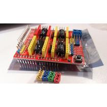 Shield Cnc Para Arduino Uno Cnc Reprap, Diy, Automatización