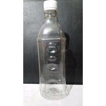 Botella De Plástico Transparente Para Envasar