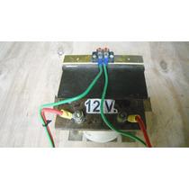Transformador 127 Volts A 12 Volts. 10 Amperes.