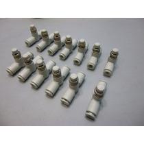 Regulador De Caudal Para 6 Mm, Smc Plc Allen Bradley Siemens