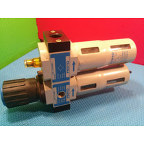 Filtro Regulador Festo Lfr 1/2-d-midi , Plc,allen Bradley,