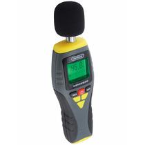 Medidor De Sonido Digital Dsm8930 General