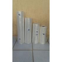 Bolsas Plasticas En Rollo Para Empaque Paquete Con 4 Medidas