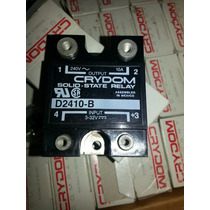 Relevador Relay De Estado Solido Crydom D2410-b 10a