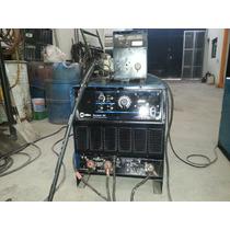 Soldadora Miller Dimension 652 Amps Electrodo Y Microalambre