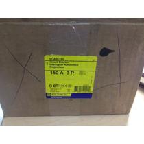 Interruptor Termomagnetico Square D Hda36150 I Line 3x150amp