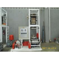 Extrusora Mini Lab 35 Kg Hora / 40 Cms Para Ldpe Y Hdpe