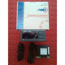 Controlador De Temperatura Avaly Mod. Va-dk300