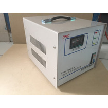 Regulador De Voltaje Para Cortadora Laser 1/3/5 Kva 220 /110