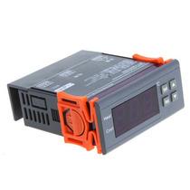 Controlador De Temperatura Digital 110v 10a, Con Sensor