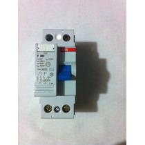 Interruptor Automatico Termico De Seguridad Abb F362
