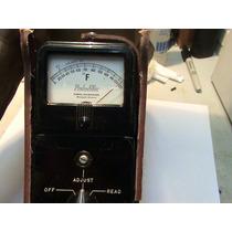 Preve-a-vac Medidor De Temperatura Y Vacuometro