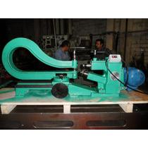 Fabricación De Maquina Cortadora De Círculos