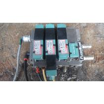 Numatics Block Electroval. 082ss515m019m61 Y 082sa415m019m61