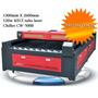 Cortadora Y Grabadora Laser 260x130cm Tubo 120w Reci 10000hr