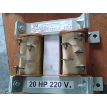 Autotransformador Eaton Ata-20 220v 20 Hp Control